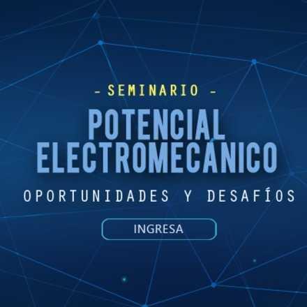 Potencial Electromecánico para la Industria