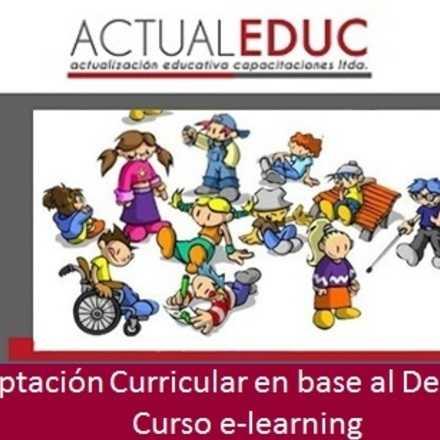 Adaptación Curricular en base al Decreto 83/15  (06)