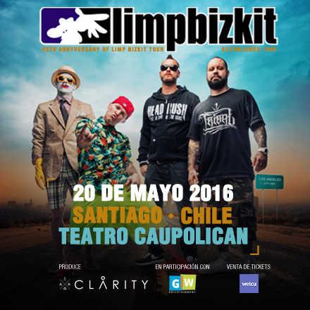 Limp Bizkit 20th Anniversary