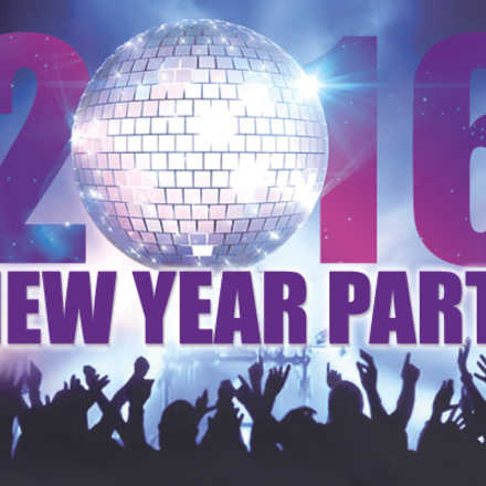 New Year Party JPM Chile 2015