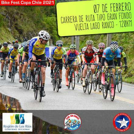 BIKE FEST COPA CHILE - VUELTA LAGO RANCO