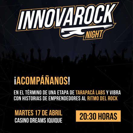 Innovarock Night Iquique 2018