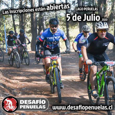 Desafío Peñuelas MTB / 5 de Julio 2020