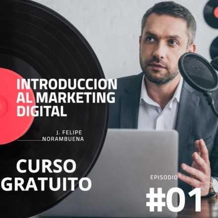 Seminario gratuito, introducción al marketing digital