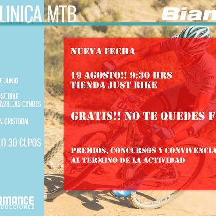 Clinica De MTB