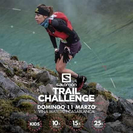 Salomon Trail Challenge 2018, 1era Fecha