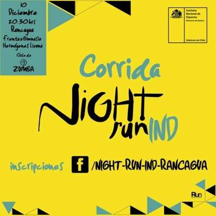 Night Run Ind Rancagua