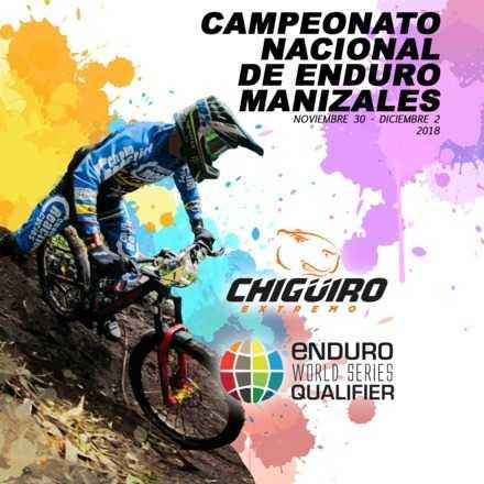 Campeonato Nacional Colombiano de Enduro MTB