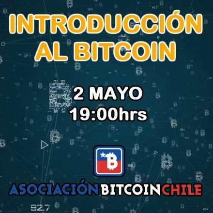 Introducción al Bitcoin [Mayo]
