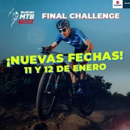 Mountain Bike Tour FINAL CHALLENGE