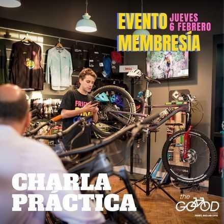 Charla de mecánica práctica by Kross