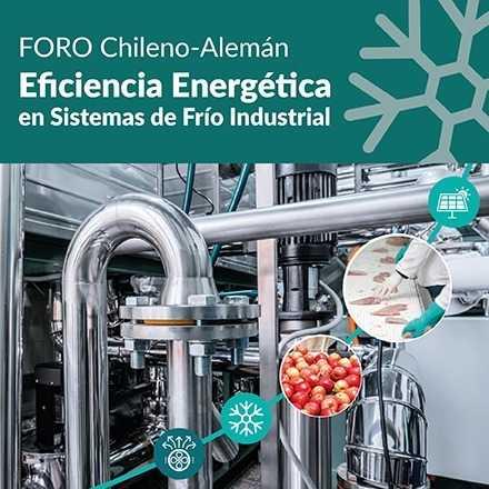 Foro Chileno-Alemán Eficiencia Energética en Sistemas de Frío Industrial