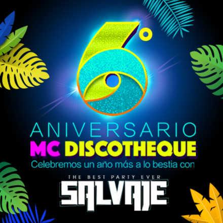 Aniversario MC Fiesta Salvaje