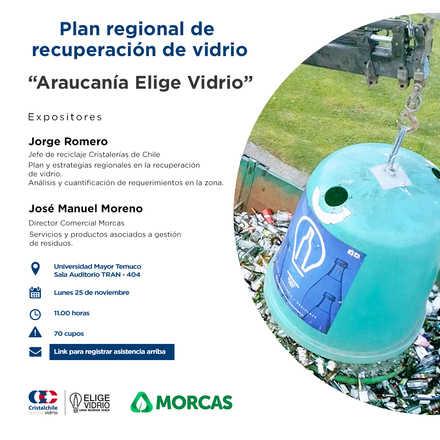 Araucania Elige Vidrio