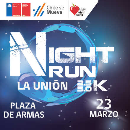 NIGHT RUN LA UNIÓN