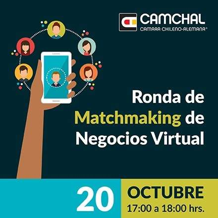 Ronda de Matchmaking de Negocios Virtual