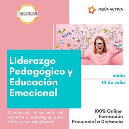 Curso Liderazgo Pedagógico y Educación Emocional