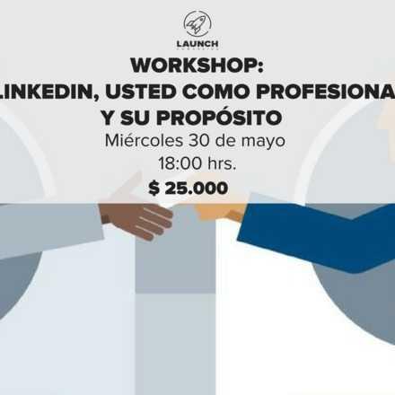Workshop: usted como profesional y su propósito