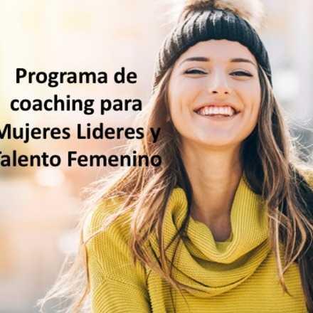 Workshop Coaching para Mujeres Líderes y Talento Femenino (4 Clases)