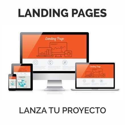 2 Horas para crear una landing page con estrategia digital.