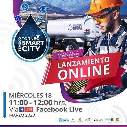 Lanzamiento Primer Desafío Smart City 2020