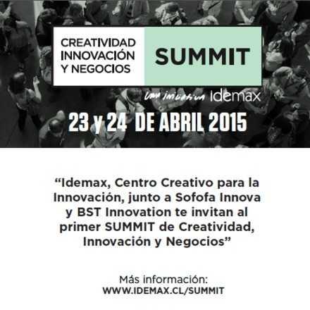SUMMIT Creatividad, Innovación y Negocios