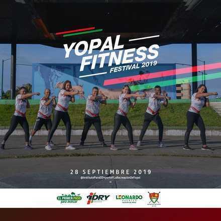 YOPAL FITNESS FESTIVAL