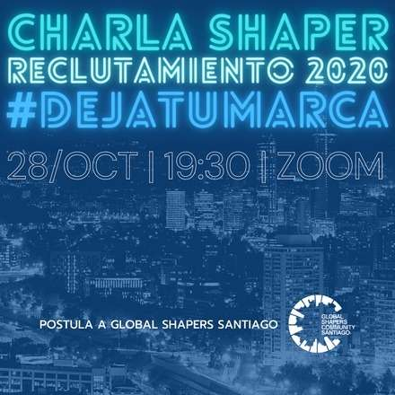 Shapers Santiago: Reclutamiento 2020