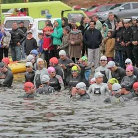 Desafío Aguas Abiertas Lago Lanalhue-Cañete 2018