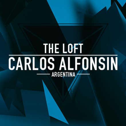 The Loft Presenta: Carlos Alfonsín [Argentina]