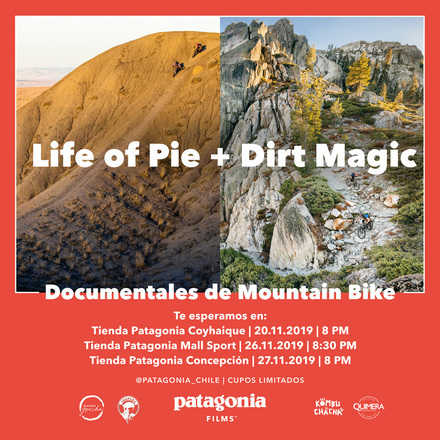 Documentales de Mountain Bike junto A Gabriel Benoit