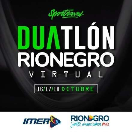 DUATLÒN RIONEGRO VIRTUAL  2020