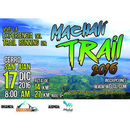 Machali Trail 2016