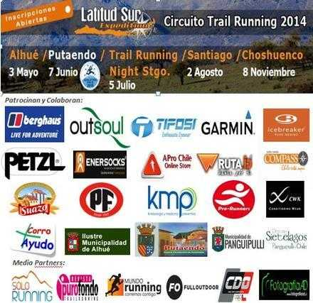 Trail Running Putaendo 2014