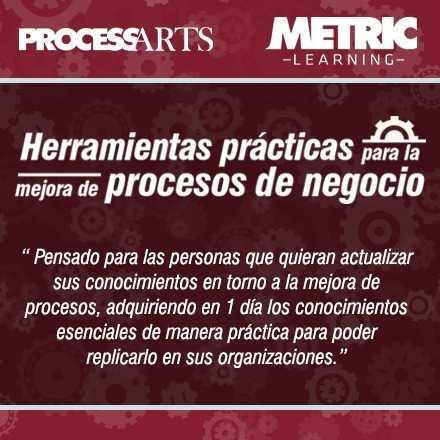 Herramientas prácticas para la mejora de procesos de negocio