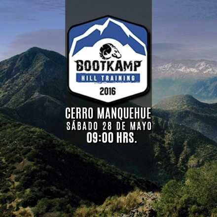 Hill Training - Cerro Manquehue - 2º fecha 2016