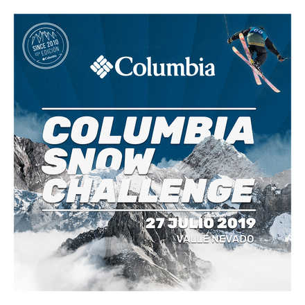 Slope Style - Columbia Snow Challenge 19'