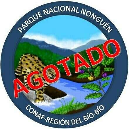 Parque Nacional Nonguén SÁBADO 31 DE JULIO