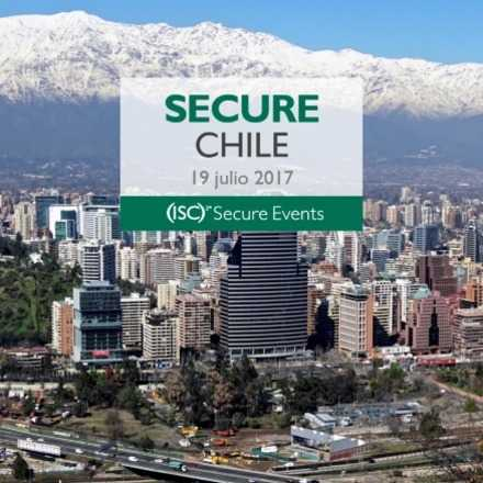 (ISC)² SecureChile 2017