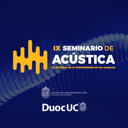 IX Seminario de Acústica