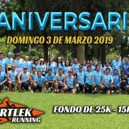 2do. Aniversario Fartlek Running