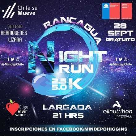 NIGHT RUN MINDEP 2019