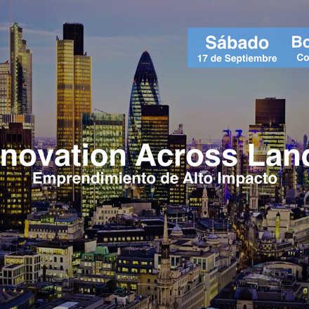 Innovation Across Lands Bogotá