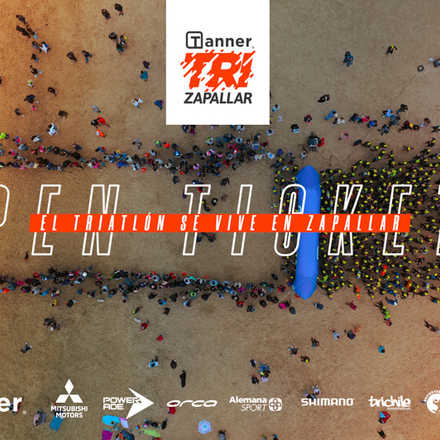 Tanner Triatlón de Zapallar 2020