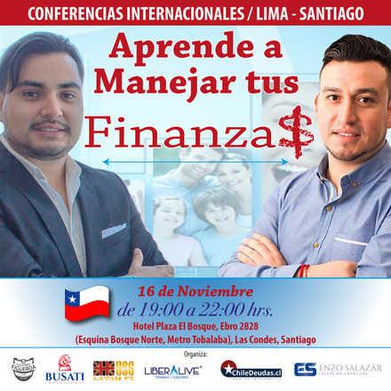 Aprende a manejar tus finanzas Santiago
