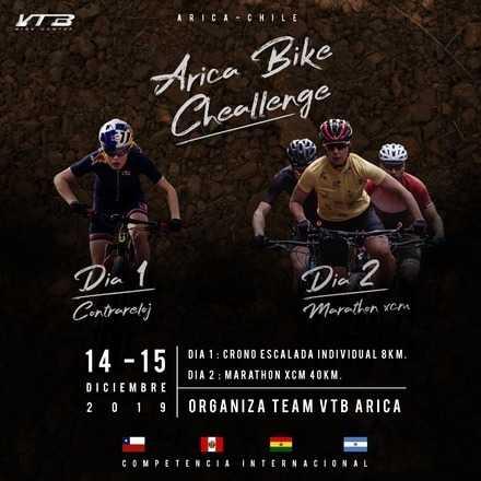 Arica Bike Challenge 2019