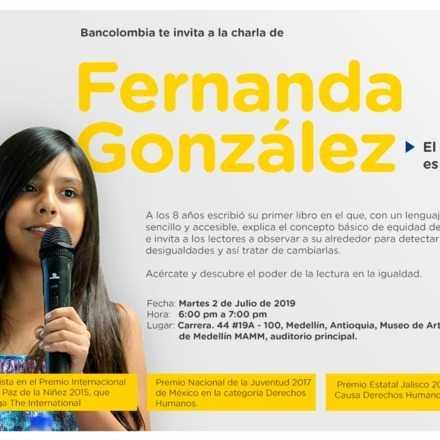 El Poder es tuyo! - Fernanda González