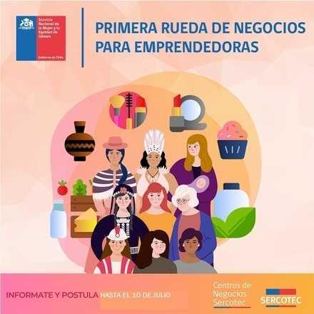 Primera Rueda De Negocios para Emprendedoras San Fernando
