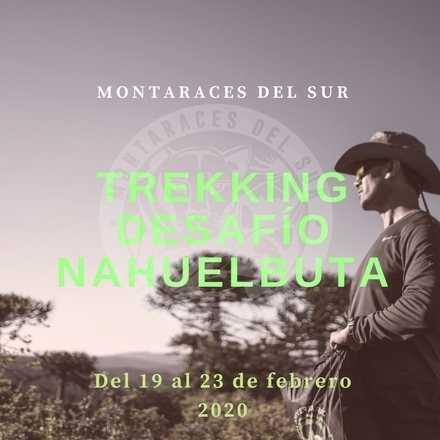 6°Trekking Desafío Nahuelbuta- 2020