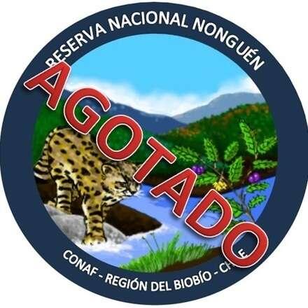 Reserva Nacional Nonguén MARTES 2 DE MARZO